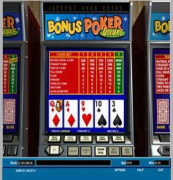 Video Poker Bonuses United Kingdom
