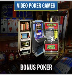 Video Poker Bonuses